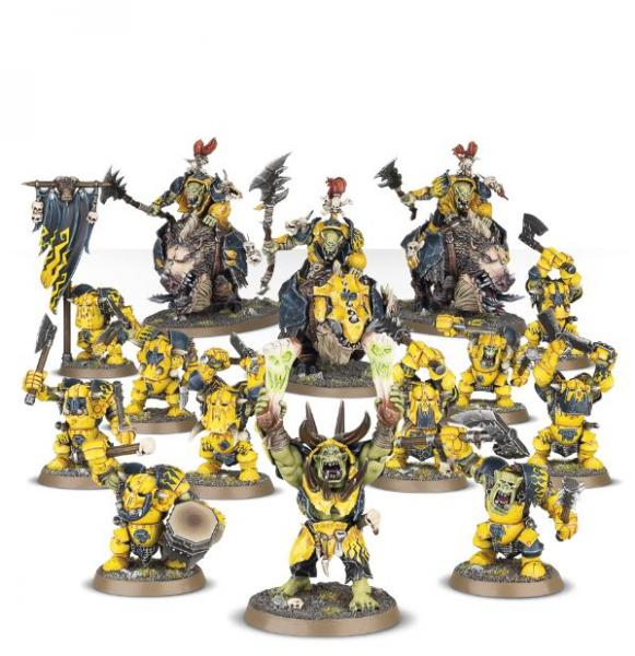 Age of Sigmar: Start Collecting! Ironjawz