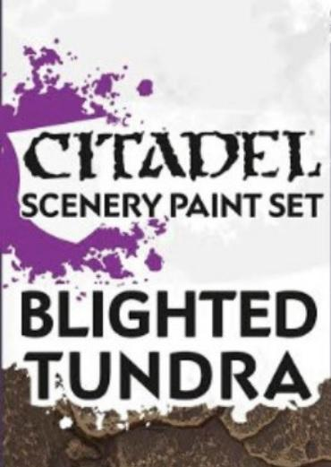 Supplies And Tools: BLIGHTED TUNDRA PAINT SET