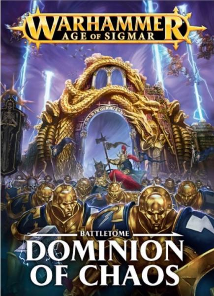 Age of Sigmar: Battletome - Dominion of Chaos (HC)