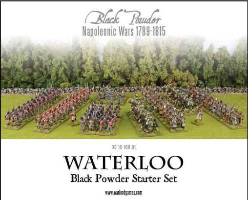 Black Powder (Napoleonic Wars): Waterloo Starter Set