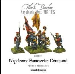Black Powder (Napoleonic Wars): Hanoverian Command
