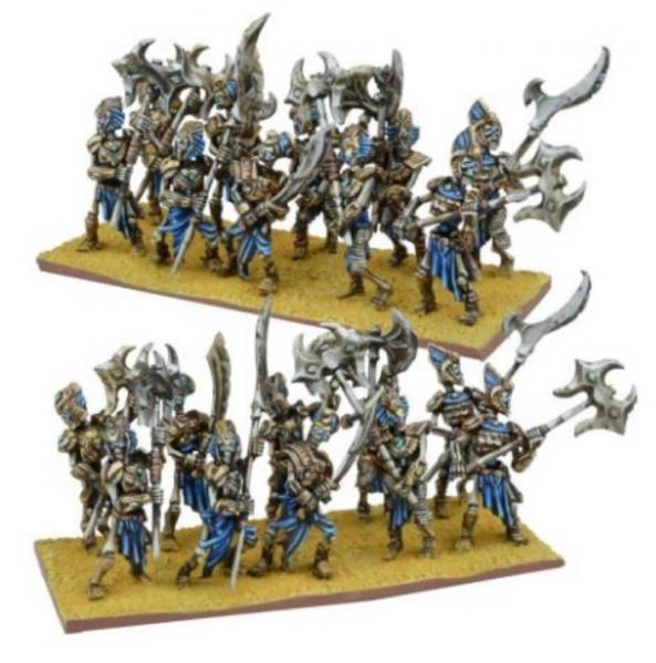 Kings Of War, 2nd Edition: (Empire Of Dust) Revenant Regiment