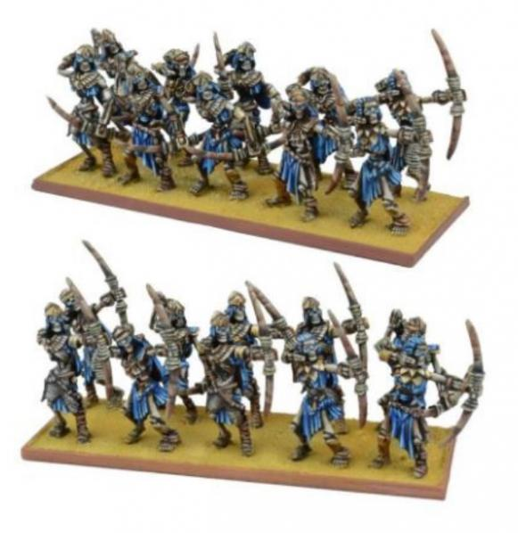 Kings Of War, 2nd Edition: (Empire Of Dust) Archer Regiment