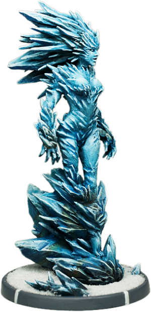 Darklands: Skaadi, Moraine Sorcerer (resin)