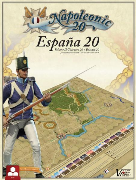 Espana 20: Volume 2 (Boxed Edition)