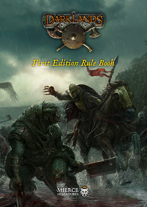 Darklands: First Edition Rule Book