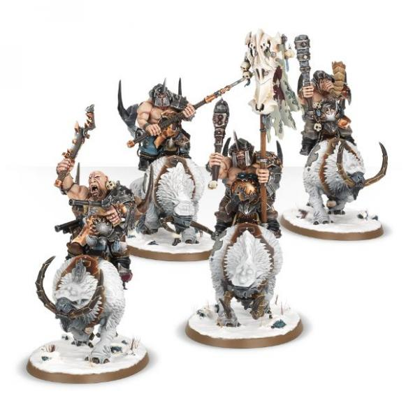Age of Sigmar: Mournfang Pack