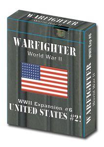 Warfighter World War II: USA #2 (Expansion)