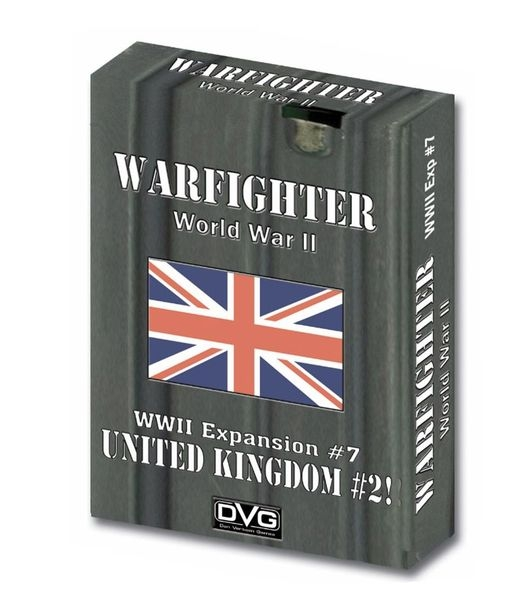 Warfighter WWII: Expansion #2 – United Kingdom!