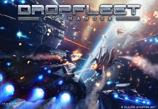 Dropfleet Commander: Two Player Starter Set