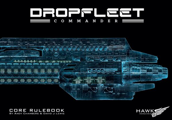 Dropfleet Commander: Core Rule Book
