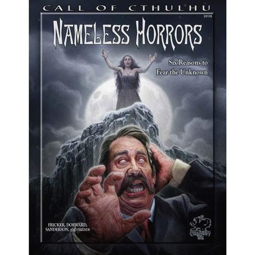 Call of Cthulhu RPG: Nameless Horrors [7th Edition]