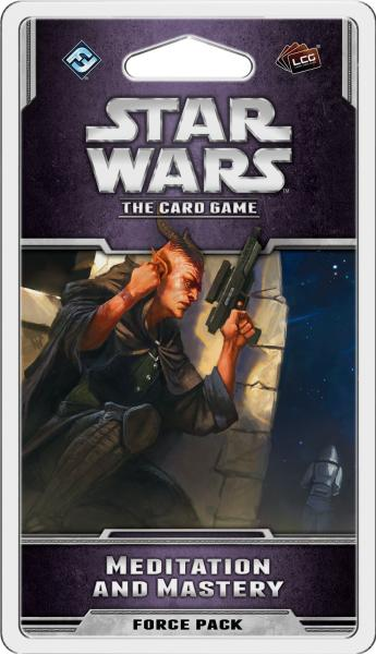 Star Wars LCG: Meditation and Mastery Force Pack