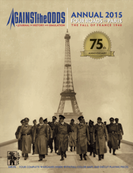 Against the Odds Annual 2015: Four Roads to Paris