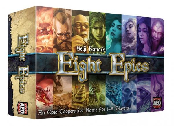Eight Epics: An Epic Cooperative Game