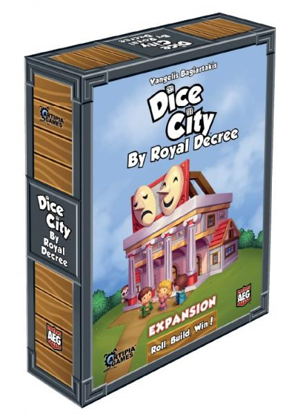 Dice City: By Royal Decree (Expansion)