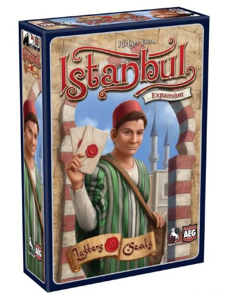Istanbul: Letters & Seals (Expansion)