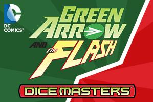 DC Dice Masters: Green Arrow and Flash Single Blind Pack