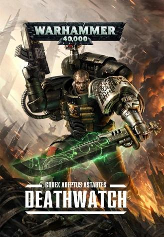 WARHAMMER 40K: DEATHWATCH CODEX (HC) (ENGLISH)