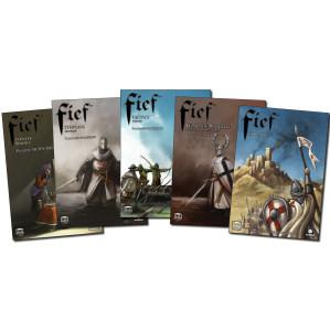 Fief: Expansions Pack
