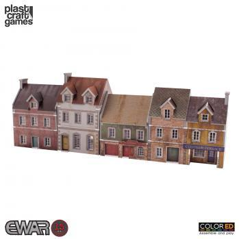 15-20mm Historical: EWAR Building Set (ColorED)