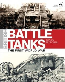 [New Vanguard] British Battle Tanks: The First World War