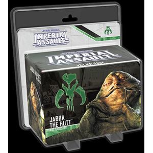 Star Wars: Imperial Assault - Jabba the Hutt Villain Pack