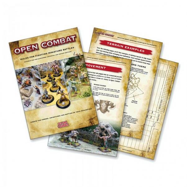 Miniature Rules: Open Combat
