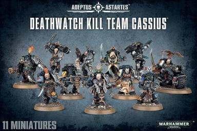 WH40K: Deathwatch Kill Team Cassius