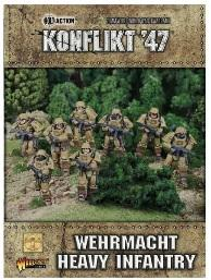Bolt Action (Konflikt '47): (German) Heavy Infantry