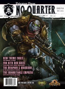 No Quarter Magazine: Issue #69