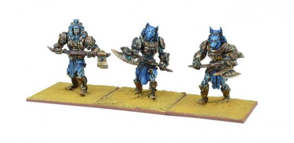 Kings Of War, 2nd Edition: (Empire Of Dust) Enslaved Guardian Regiment