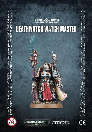 WH40K: Deathwatch Watch Master