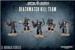 Shadow War: DEATHWATCH KILL TEAM