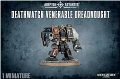WH40K: Deathwatch Venerable Dreadnought