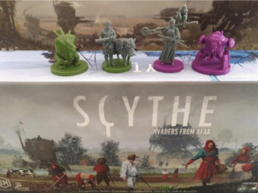 Scythe: Invaders From Afar (Expansion)