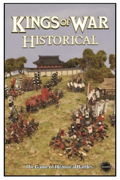 Kings Of War, 2nd Edition: Historical Armies (SC)