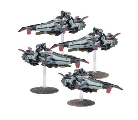 Warpath: (Enforcers) Jetbikes