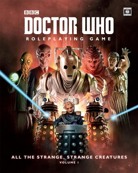 Doctor Who RPG: All The Strange Strange Creatures