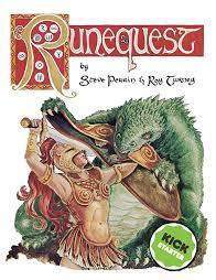 RuneQuest RPG: Classic Edition (HC)
