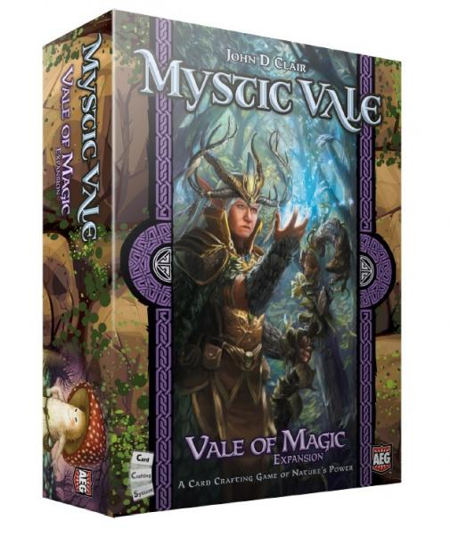 Mystic Vale: Vale Of Magic (Expansion)