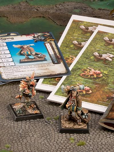 Freebooter's Fate: Exam Day At Wolfgang's Mortar School (Scenario Pack)