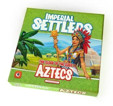 Imperial Settlers: Aztecs (Expansion)