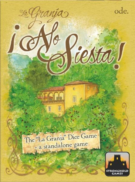 La Granja the Dice Game: No Siesta!