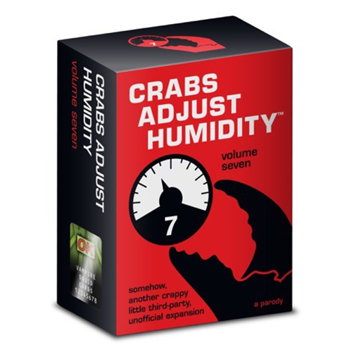 Crabs Adjust Humidity: Volume Seven