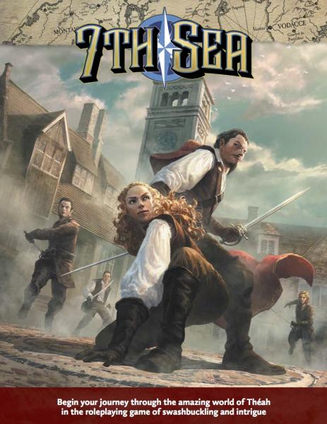7th Sea: Core Rulebook