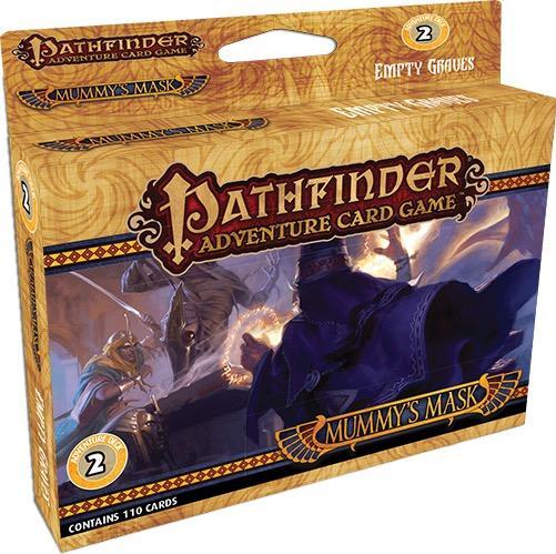 Pathfinder Adventure Card Game: Empty Graves (Mummy's Mask Adventure Deck 2)