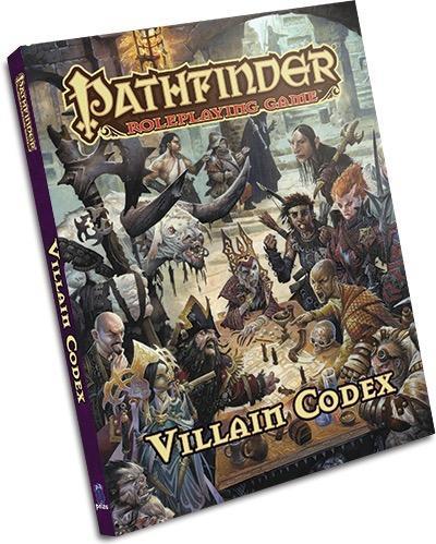 Pathfinder RPG: Villain Codex (HC)