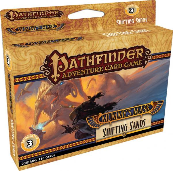 Pathfinder Adventure Card Game: Shifting Sands (Mummy's Mask Adventure Deck 3)