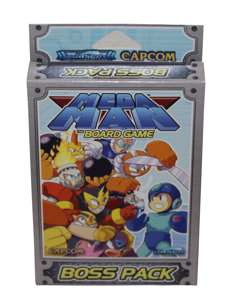 Megaman The Board Game: Boss Pack